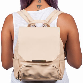 Cream Soul Backpack