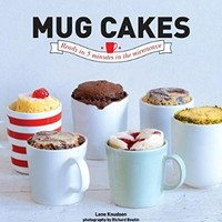 Mug Cakes: Ready in 5 Minutes in the Microwave