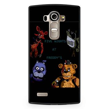Five Nights At Freddy S Fan Made Picture LG G4 Case