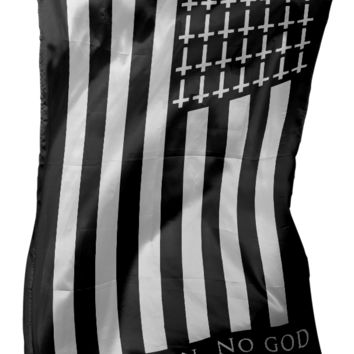 One Nation No God - Flag | Black Craft