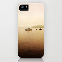 one foggy morning iPhone Case by Sylvia Cook Photography | Society6