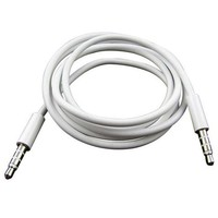 Aux Audio Cord Headphone Connect Cable 1m 3.5mm