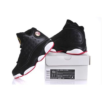 Nike Jordan Kids Air Jordan 13 Retro 136002 001 Kids Sneaker Shoe Us 11c 3y | Best Deal Online