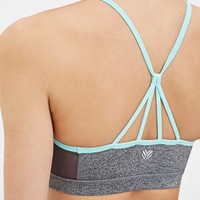 Medium Impact - Web-Back Sports Bra