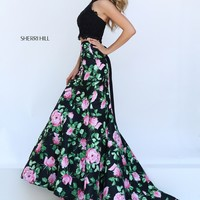 Sherri Hill 50399 prom dress