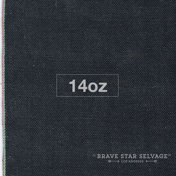 The Skeleton Skinny 14oz Selvage Pre-Order