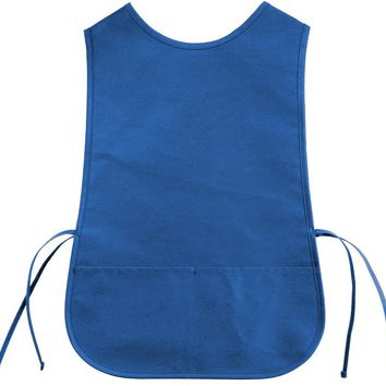 Christine C2 Cotton Twill Cobbler Apron [Royal] - CASE OF 72