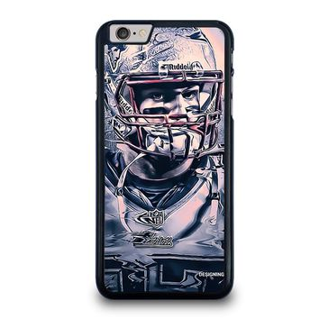 ROB GRONKOWSKI NEW ENGLAND PATRIOTS iPhone 6 / 6S Plus Case Cover