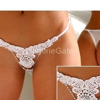 TRANCA THONG-SY-7561-1 from LingerieGate