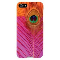 Agent18 Slim Shield Limited Peacock Cell Phone Case for iPhone®5 - Multicolor (P5SSL/79)