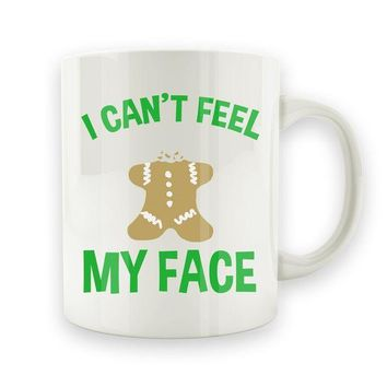 ac NOVO I Can't Feel My Face - 15oz Mug