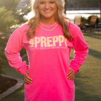 Jadelynn Brooke #PREPPY Long Sleeve