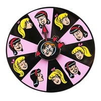 Riverdale - Wheel Of Love Spinner Brooch Pin (Limited Edition)