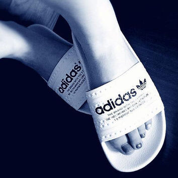 ADIDAS Casual Fashion Women Sandal Slipper Shoes
