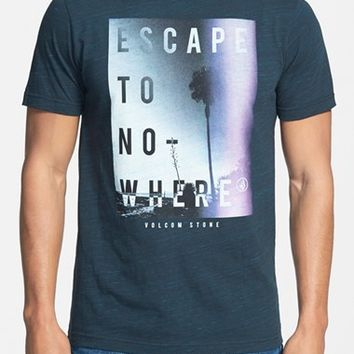 Men's Volcom 'Nowhere at All' Graphic T-Shirt,