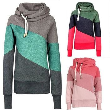 Long Sleeve Hoodies Sweatshirt for women