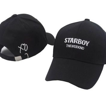 The Weeknd Starboy Dad Hat