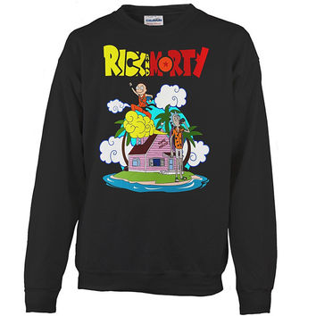 Rick And Morty - Kame House - Unisex Sweatshirt T Shirt - SSID2016