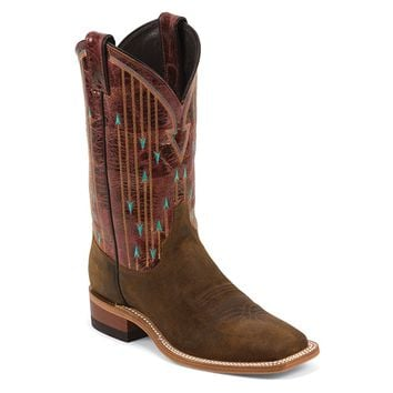 Justin Boots Women's Bent Rail BRL350 11-Inch Boots
