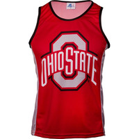 Ohio State Buckeyes NCAA Run-Tri Singlet (Large)
