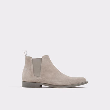 Vianello-R Grey Men's Chelsea boots | ALDO US