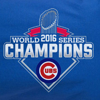 Chicago Cubs 2016 World Series Champions Tee T-Shirt