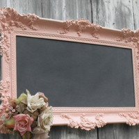Vintage Wedding CHALKBOARD SHABBY CHIC Bakery by RevivedVintage