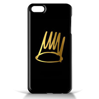 Hip Hop j. cole king logo for iPhone 5/5S Case