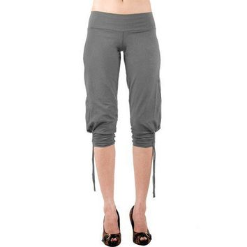 Organic Cotton Riding Pants Gray by eleven44 on Etsy
