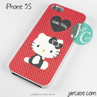 red hello kitty Phone case for iPhone 4/4s/5/5c/5s/6/6 plus