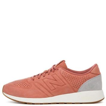 DCCK1IN new balance 420 deconstructed salmon with grey men s sneaker