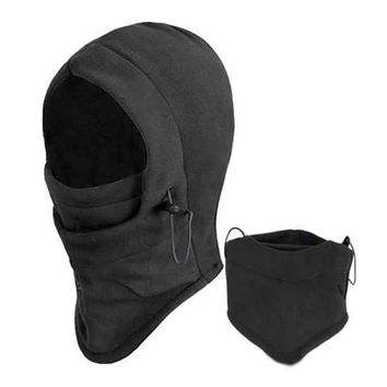 New Arrival Face Mask Thermal Fleece Balaclava Hood Swat  Bike Wind Winter  wind-proof and sand-proof Stopper Beanies  CC0013