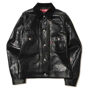 eYe x Levi's® Horse Hide Leather Jacket