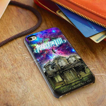 pierce the veil cover album galaxy nebula design - for iPhone 4/4s, iPhone 5/5S/5C, Samsung S3 i9300, Samsung S4 i9500 *ojoturuwaecok*