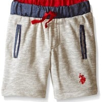Boys' French Terry Drawstring Short