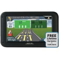 "Magellan Roadmate 5330t-lm 5"" Gps Device With Free Lifetime Map & Traffic Alert Updates"