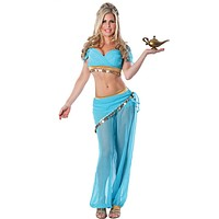 Halloween: Princess Jasmine Costume