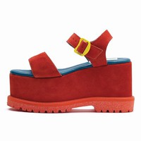 ADIDAS ORIGINALS X OPENING CEREMONY OC ROCK WEDGES - WOMEN - STAFF PICKS - ADIDAS ORIGINALS X OPENING CEREMONY