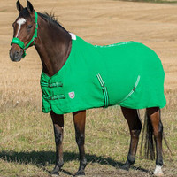 Saddles Tack Horse Supplies - ChickSaddlery.com Horze Brighton Cotton Waffle Cooler/Sheet <>