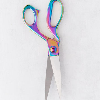 Electroplated Scissors | Urban Outfitters