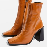 Hurricane Leather Boots - Bags & Accessories