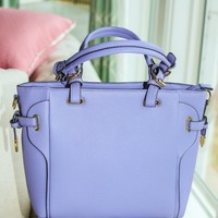 Packed & Ready Bag-Lilac
