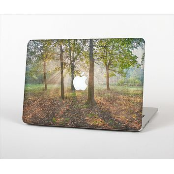 The Vivia Colored Sunny Forrest Skin Set for the Apple MacBook Air 13""