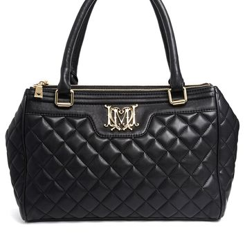 Love Moschino Quilted Handheld Bag
