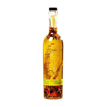 A L'Olivier Olive Oil with Peppers & Herbs, 16.7 fl oz (500 mL)