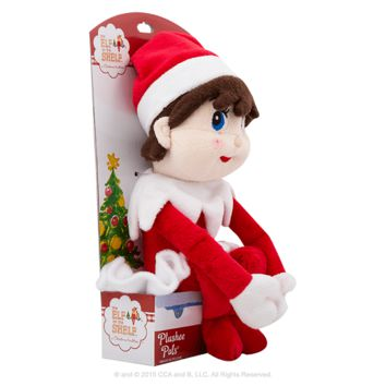 The Elf on the Shelf Plushee Pals Girl Elf