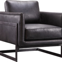 Luxe Club Chair - Contemporary - Armchairs And Accent Chairs - by HedgeApple