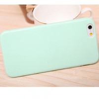 Silicone Cute Candy Rubber Gel Tpu Case Cover for iphone 4 4s 5 5s 5c 6 6 plus