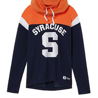 Syracuse University Cowl Pullover - Victoria's Secret