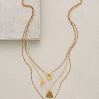 Tesoro Layered Necklace by Anthropologie